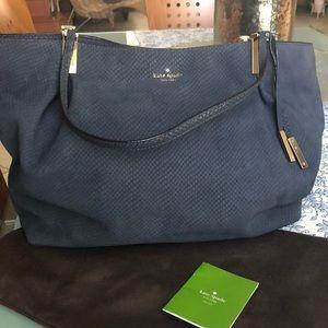 Kate Spade cow leather handbag
